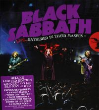 Cover Black Sabbath - Live... Gathered In Their Masses [DVD]